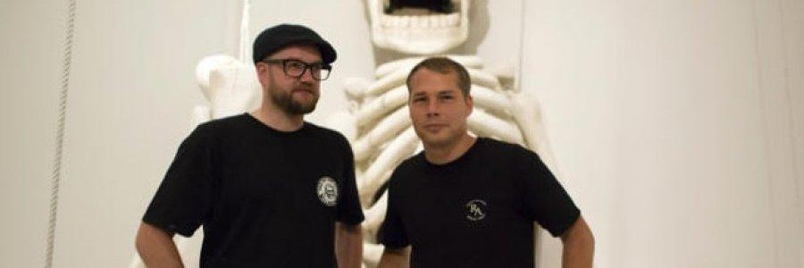 Obey y D*Face revolucionando el CAC Málaga