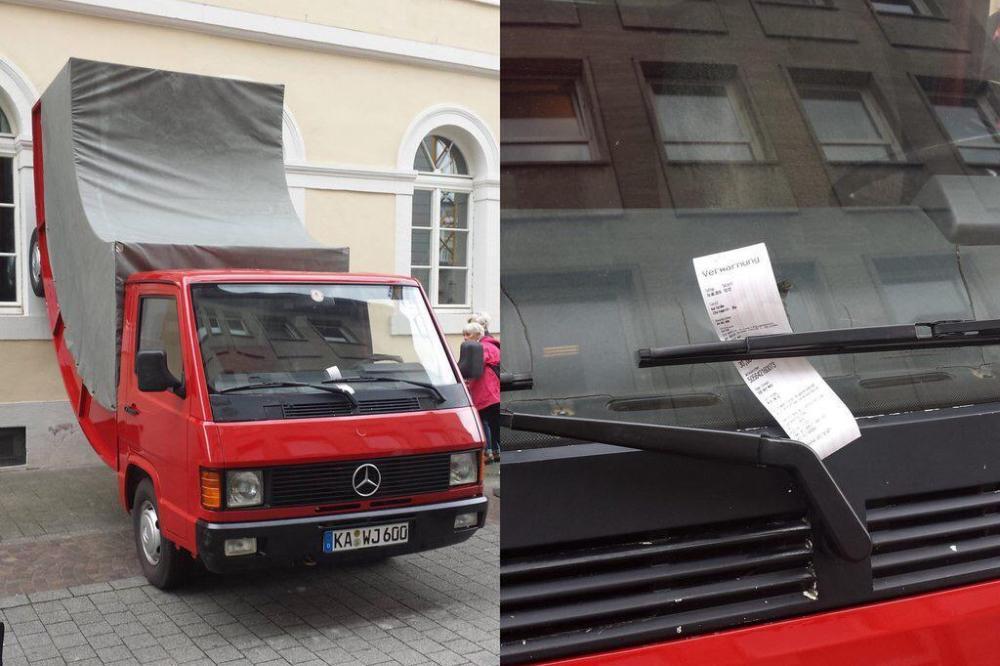 escultura-erwin-wurm-multa-aparcamiento-noticias-totenart