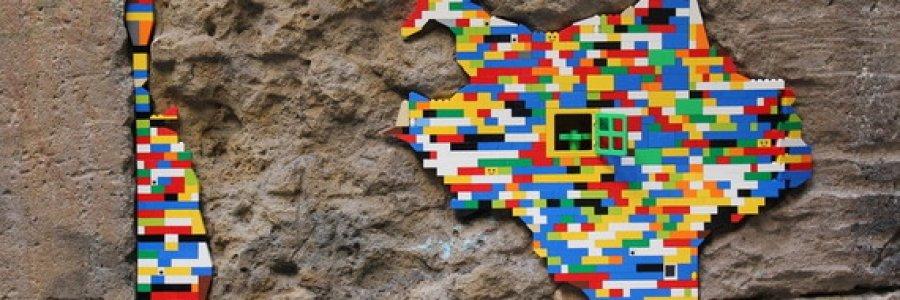 Dispatchwork o cómo reconstruir ciudades con Lego