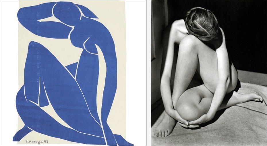 mujeres desnudas movimiento pintura mujer desnuda y monjes