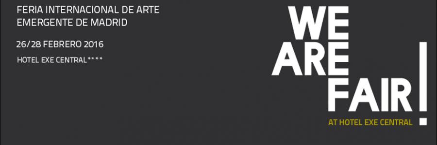 We Are Fair, el afterwork de ARCO 2016