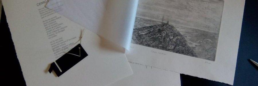 «Paisajes de tinta y papel» un libro de 10