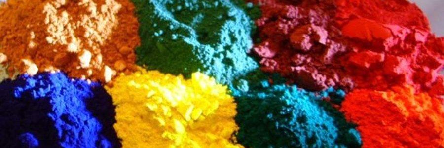 ¿Qué es el color pigmento?