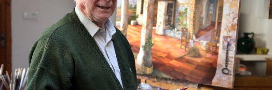 Rafael Mocholí, de la huerta al lienzo