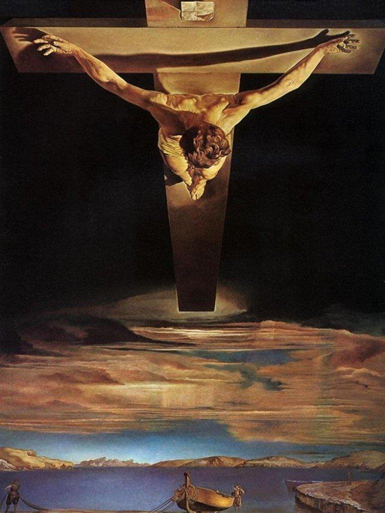 Salvador-Dali-jesucristo-noticias-totenart
