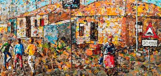 buthelezi-artista-reciclado-totenart