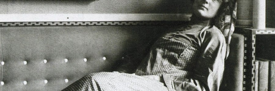 Emilie Flöge, la modista que eclipsó a Gustav Klimt