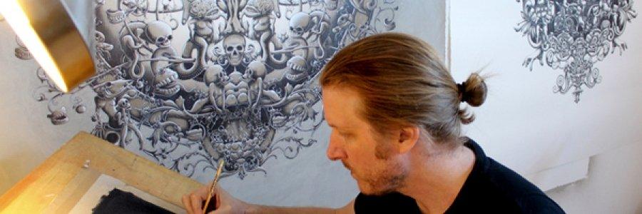 El deslumbrante arte de Joe Fenton
