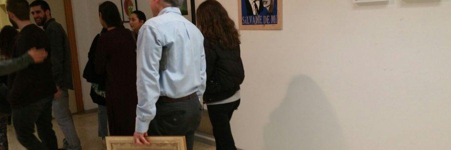 Censura en Ruzafa, contra la obra de Enseban Estéreo