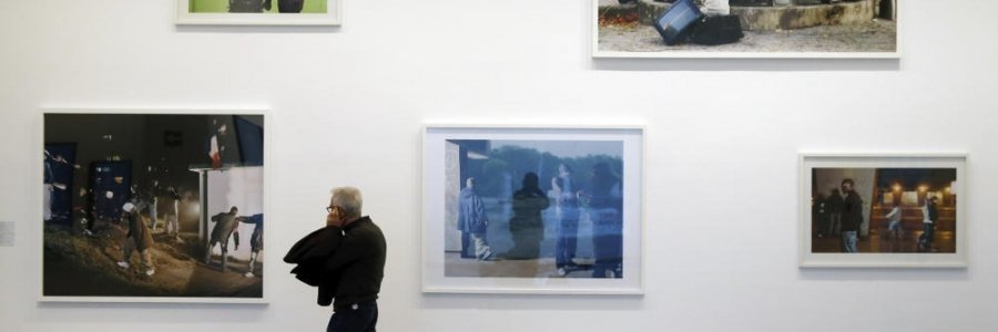 Entre el mito y el espanto, la colección que define el conflicto del Mediterráneo