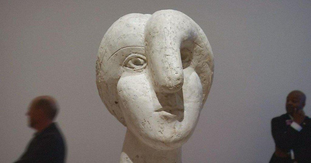 totenart-pablo-picasso-esculturas-rostro
