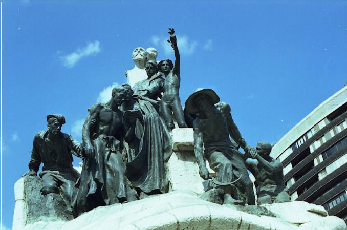 escultura catalana llimona