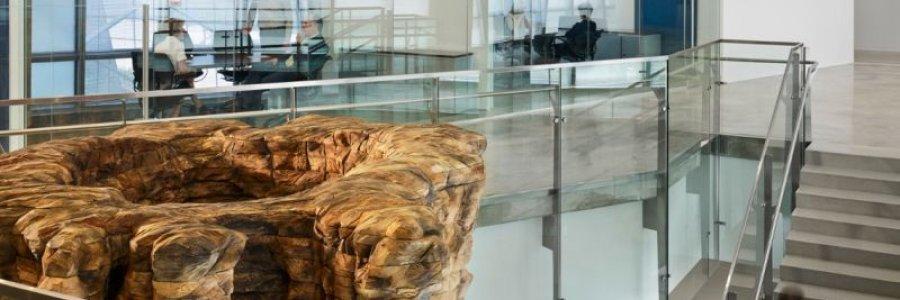 'Cedrus' la escultura que hace enfermar al FBI