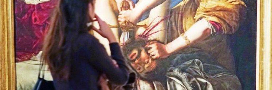 Gentileschi, la pintora tras la violación