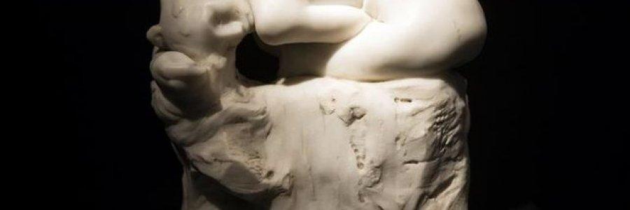 Subastan una «nueva» escultura de Rodin