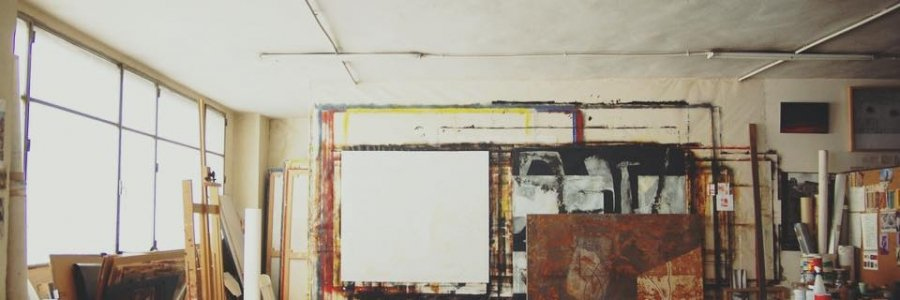 Clases de pintura abstracta también en verano