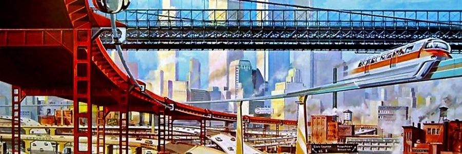 El retrofuturismo como corriente artística
