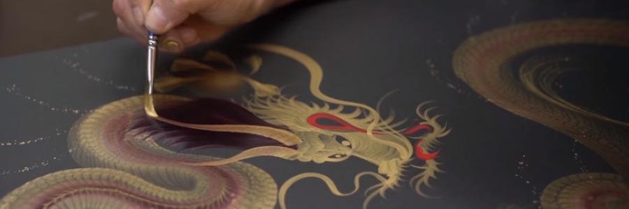 Hitofude-ryuu tradición y tecnica