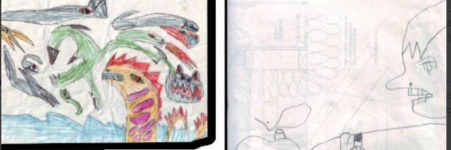 Cómo evolucionan los artistas cuando no paran de dibujar