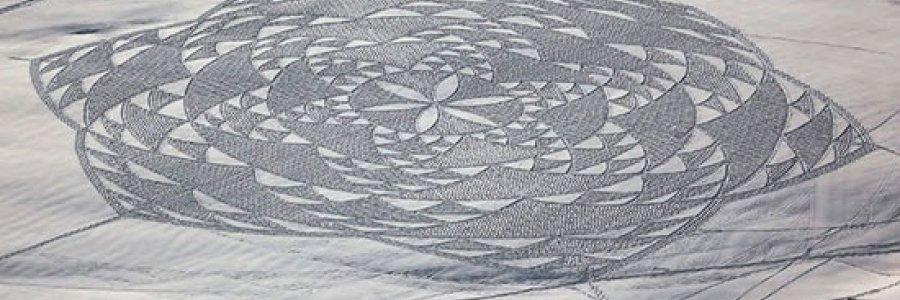 Snow art: El arte del hombre de hielo