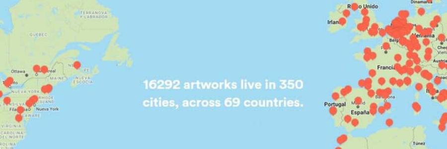 Street Art Cities o dónde encontrar obras de arte
