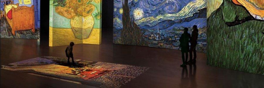 Van Gogh Alive llega a Madrid
