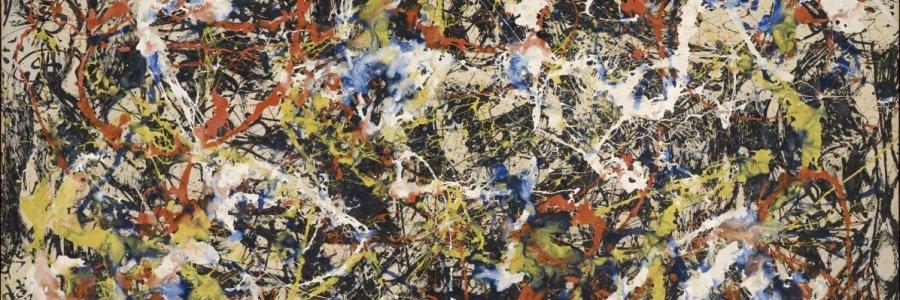 Jackson Pollock, el artista de acción