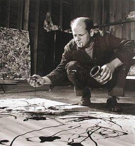 Totenart-Jackson-Pollock-Painting