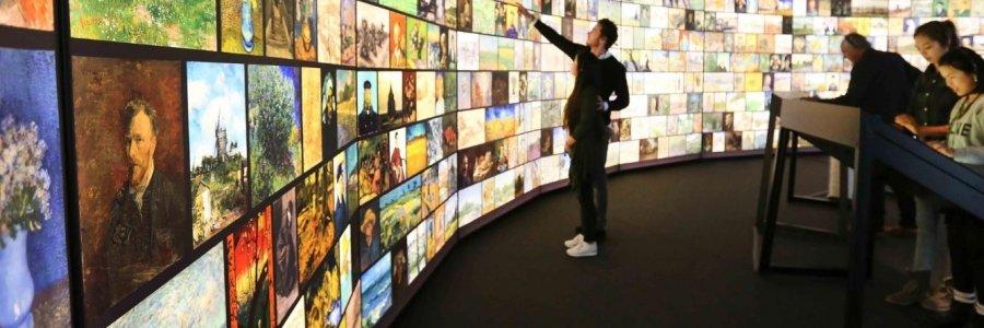 Meet Vicent Van Gogh o como vivir el postimpresionismo