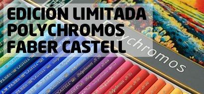 Edición Limitada Polychromos Faber Castell