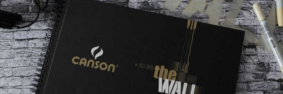 Canson The Wall, el papel para grafiti