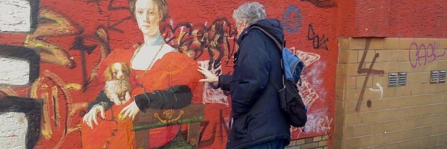 El arte clásico sale a las calles con Outings Project