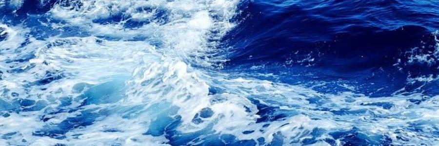 El color azul, simbolismo e historia