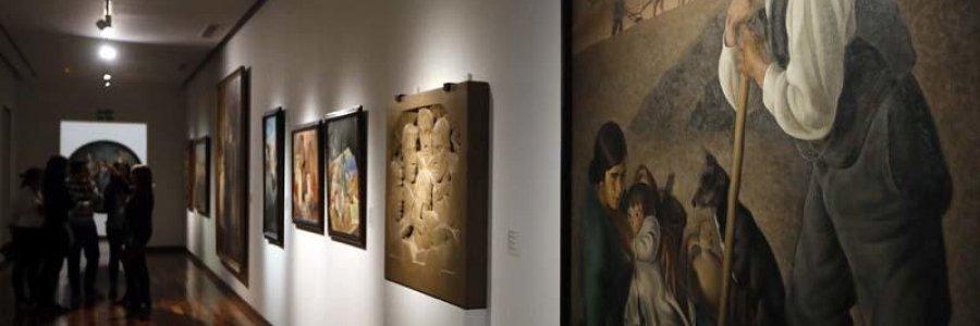 Bellas Artes dedica a Joaquín Sorolla sus nuevas salas