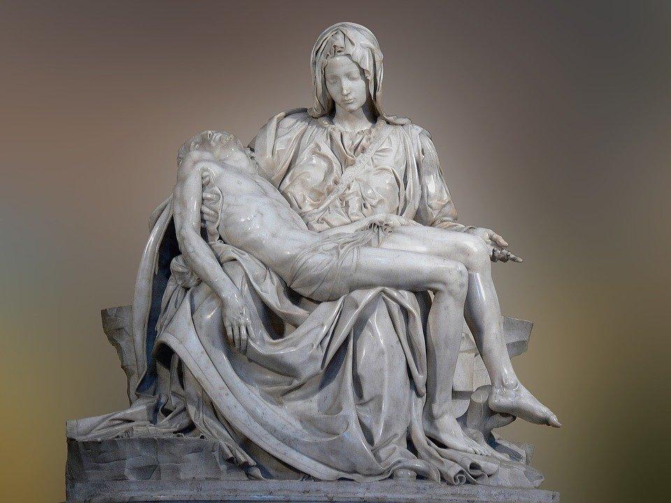 5 Obras De Miguel ángel Que Visitar Gratis En Roma Noticias De Arte Totenart