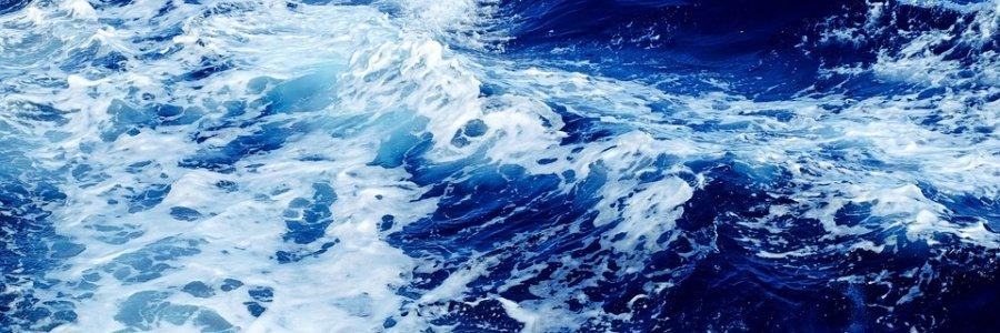 El color azul, su historia