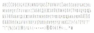 Totenart-tipografía-Amatic-SC