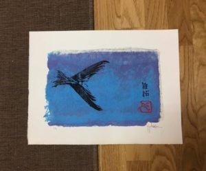 totenart-gyotaku