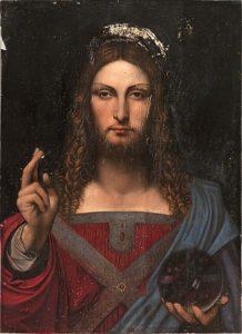 totenart-discípulo-salvator-mundi