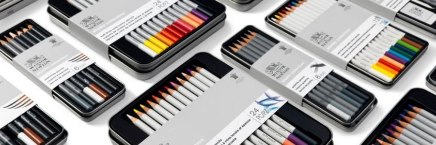 Lápices Studio Collection by Winsor and Newton