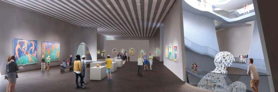 Así será el Museo Hermitage de Barcelona