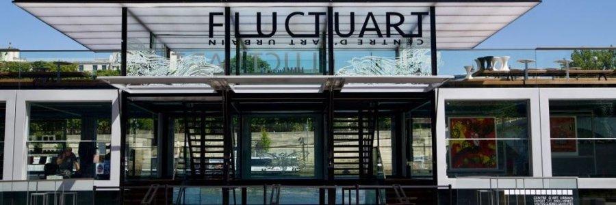 Fluctuart: el primer museo flotante del mundo