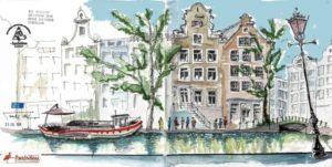 totenart-urban-sketchers-amsterdam