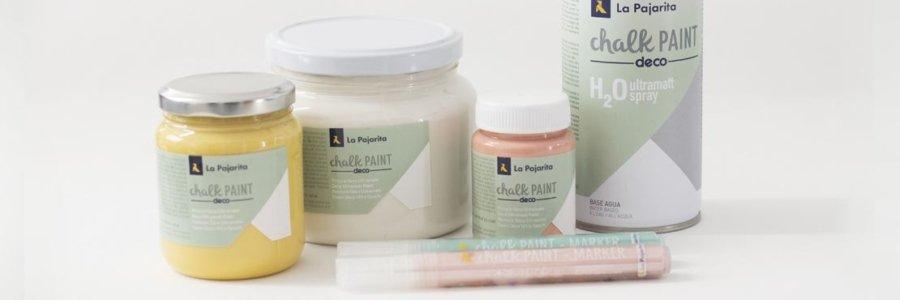Chalk Paint o pintura a la tiza: Qué es?