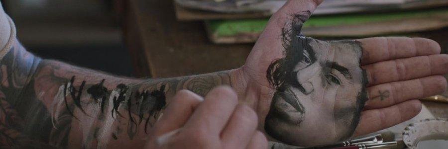 Russell Powell y su increíble pintura de manos