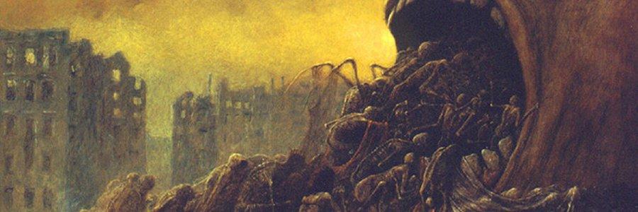 Beksinski, el artista de los sueños