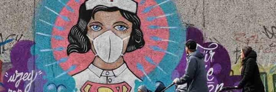 Artistas confinados: Arte contra la pandemia