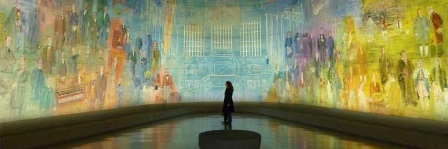 El Día de los Museos se celebra en Internet