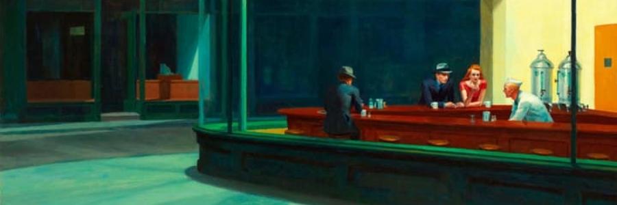 Edward Hopper, retratando el confinamiento