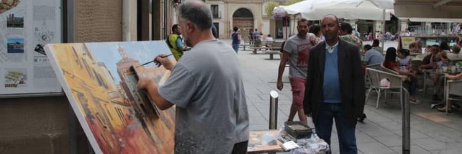 Premio Pintura al aire libre de Tudela